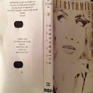Eurythmics - Savage Album