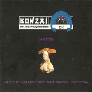 Various - Bonzai UK Meets The Gallery Album