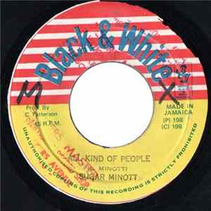 Sugar Minott - All Kind Of People Album