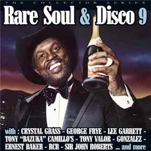 Various - Rare Soul & Disco Volume 09 Album